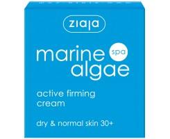 Активна зацврстувачка крема за лице Морски Алги