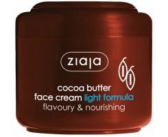 Крема за лице лесна формула Какао Путер