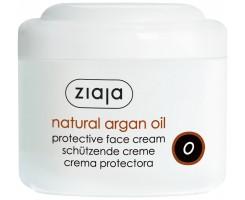 Заштитна крема за лице со масло од арган