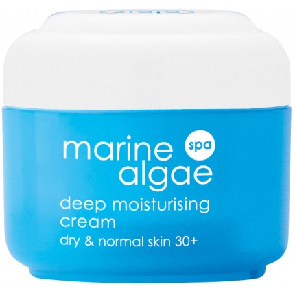 Длабока хидратантна крема за лице Морски Алги