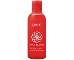 Мицеларна вода за чистење на лице Путер од Роза