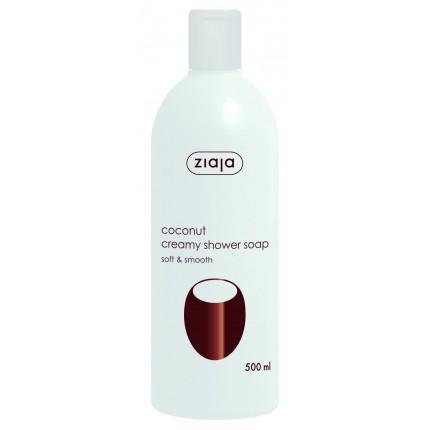 Крем-сапун за туширање Кокос